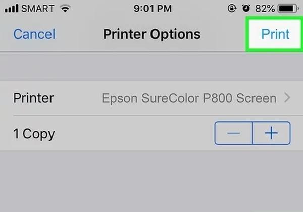 پرینت گوشی چیست؟ استفاده از AirPrint برای آیفون