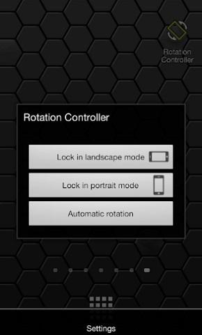 تنظیمات چرخش صفحه گوشی سامسونگ ، شیائومی ، هواوی و...