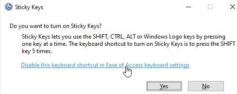 10 اشتباه در انجام کلیدهای میانبر که باعث مشکل در ویندوز می شود!