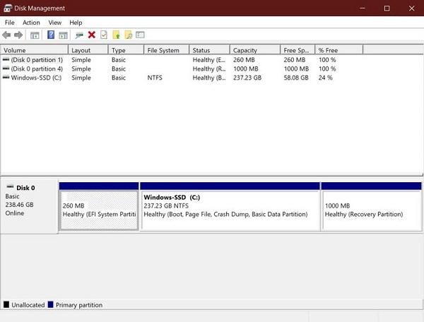 آموزش 8 روش حل مشکل بوت نشدن و نشناختن هارد SSD در ویندوز 10 ، و 8 و 7