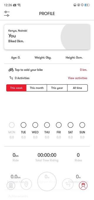 6 تا از بهترین برنامه دوچرخه سواری اندروید