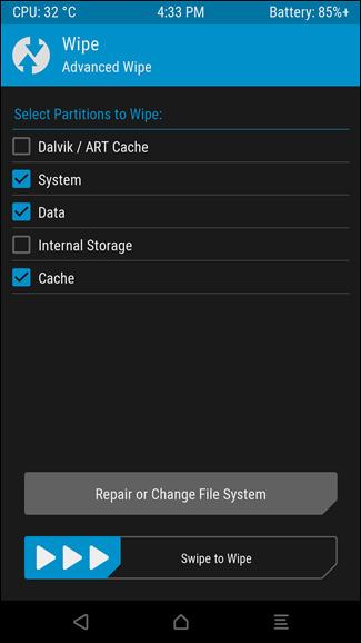 آموزش جدید نحوه نصب کاستوم رام Lineage OS