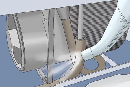 آموزش از بین بردن برفک و یخ زدایی یخچال ، نحوه جلوگیری از آن