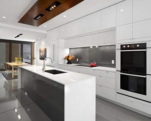کاربرد تکنولوژی های جدید در آشپزخانه های مدرن