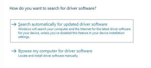 حل مشکل نشناختن گوشی توسط کامپیوتر