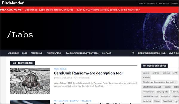 رمزگشایی فایل های آلوده و قفل شده توسط باج افزار