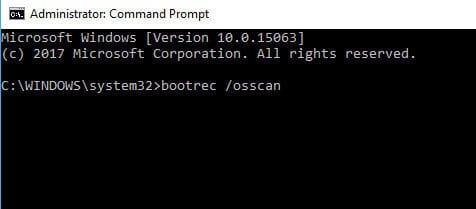 راه حل رفع ارور Bad System Config Info در ویندوز 10