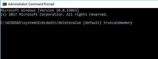 حل مشکل Bad system config info