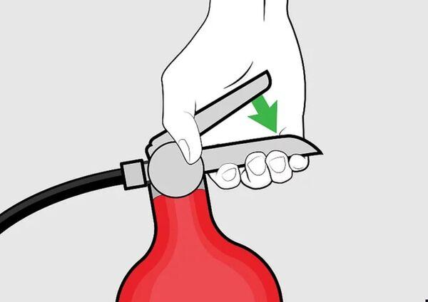 آموزش کپسول های آتش نشانی