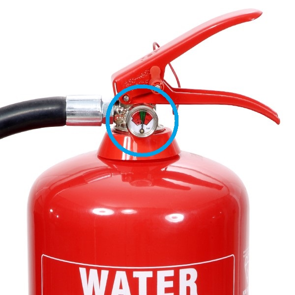 استفاده از کپسول آتش نشانی