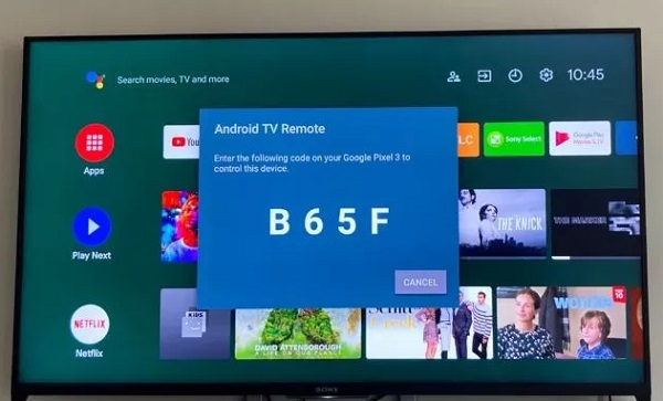 تبدیل گوشی به کیبورد تلویزیون هوشمند