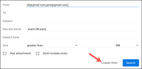 انتقال ایمیل به ایمیل دیگر