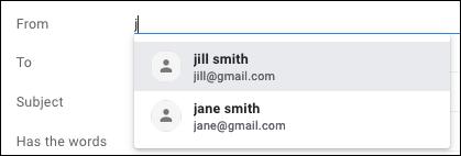 انتقال ایمیل به جیمیل دیگر